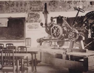 Õppeklass 1940