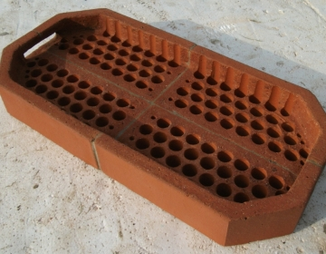 Mini 120 Terracotta