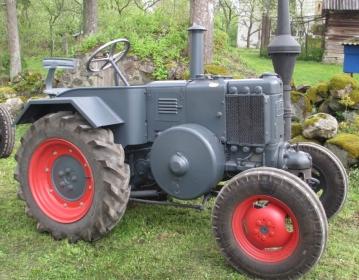 Lanz Bulldog HN3 D7506 1938-40