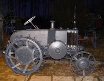 Lanz Bulldog HN3 D7500 1939