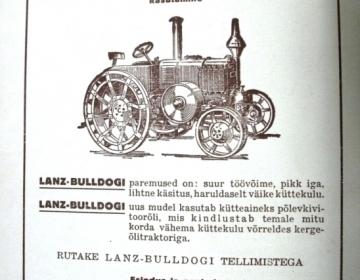 Reklaam 1940