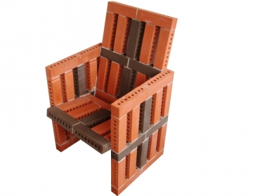 TELLISMÖÖBEL... BRICK FURNITURE