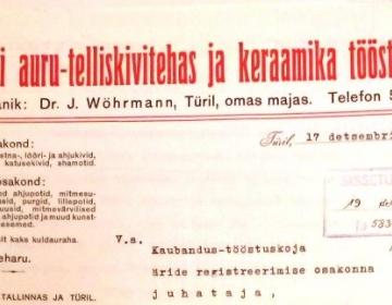 Wöhrmann Türi